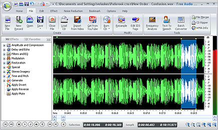 WavePad Free Audio Editor - скачать бесплатно WavePad Free Audio Editor для Android